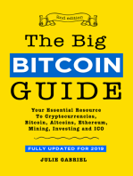 The Big Bitcoin Guide