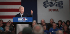 Iowa Voters Flock To Joe Biden, But Out Of Practicality, Not Passion