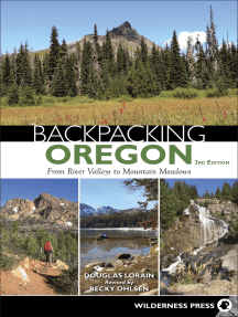 Backpacking Oregon: From River Valleys to Mountain Meadows