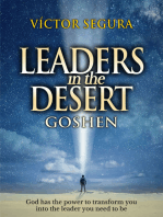 Leaders in the Desert