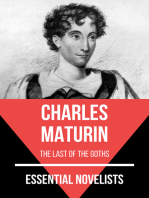 Essential Novelists - Charles Maturin