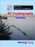 EC Cryptography Tutorials - Herong's Tutorial Examples