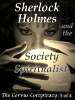 Sherlock Holmes and the Society Spiritualist