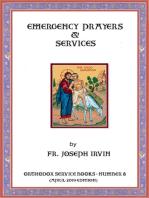 Emergency Prayers & Services