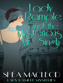 Lady Rample and the Mysterious Mr. Singh: Lady Rample Mysteries, #7