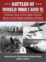 Battles of World War I and II