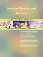 Managed Detection and Response A Complete Guide - 2019 Edition