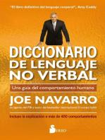 Diccionario de lenguaje no verbal: Una guía del comportamiento humano