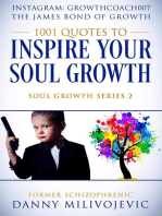 1001 Quotes to Inspire Your Soul Growth: Soul Growth Series 2