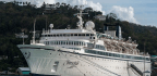 Scientology Cruise Ship Heads To Curaçao After St. Lucia Quarantines It For Measles