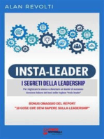 Insta Leader - I Segreti della leadership