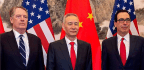 Us, China Hold New Round Of Tariff War Negotiations