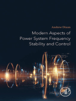 Modern Aspects of Power System Frequency Stability and Control