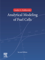 Analytical Modelling of Fuel Cells