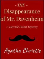 The Disappearance of Mr. Davenheim