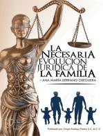 La necesaria evolución juridíca de la familia