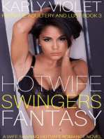 Hotwife Swingers Fantasy! - A Wife Sharing Hotwife Romance Novel