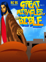 Great Miracles of the Bible Vol. 3