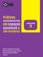 Práticas Socioeducativas em Espaços Escolares e Não Escolares