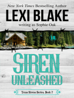 Siren Unleashed, Texas Sirens, Book 7