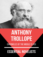 Essential Novelists - Anthony Trollope