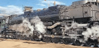 US Big Boy Steaming Again After 60 Years