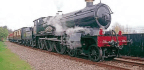 1906 '120mph' Test Run Highlighted At Didcot Lady Of Legend Launch