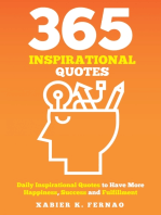 365 Inspirational Quotes