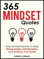 365 Mindset Quotes