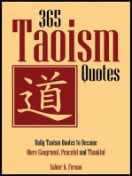 365 Taoism Quotes