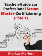 Taschen-Guide zur Professional Scrum Master-Zertifizierung (PSM 1)