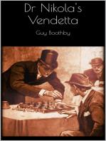 Dr Nikola's Vendetta