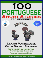 100 Portuguese Short Stories For Beginners: Learn Portuguese with Stories
