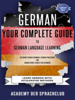 Your Complete Guide To German Language Learning