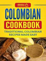 Colombian Cookbook