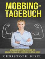 Mobbing-Tagebuch