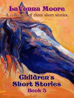 Children's Short Stories, Book 3