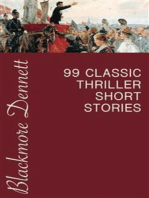 99 Classic Thriller Short Stories