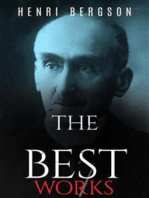 Henri Bergson: The Best Works