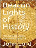 Beacon Lights of History, Volume 3 part 1