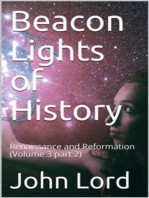 Beacon Lights of History, Volume 3 part 2