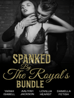 Spanked By The Royal's Bundle
