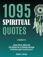 1095 Spiritual Quotes