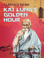 Kai Lung's Golden Hour