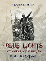 Blue Lights or Hot Works in the Soudan