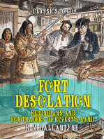 Fort Desolation Red Indians and Fur Traders of Rupert's Land