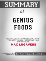 Summary of Genius Foods