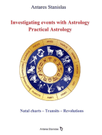 Investigating Events with Astrology. Practical Astrology