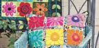 Flower Power Cushion