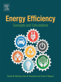 Energy Efficiency: Concepts and Calculations